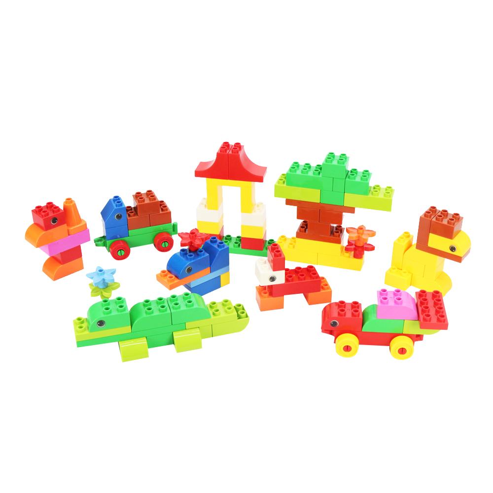ZIGO Jr. Little World Blocks, Green
