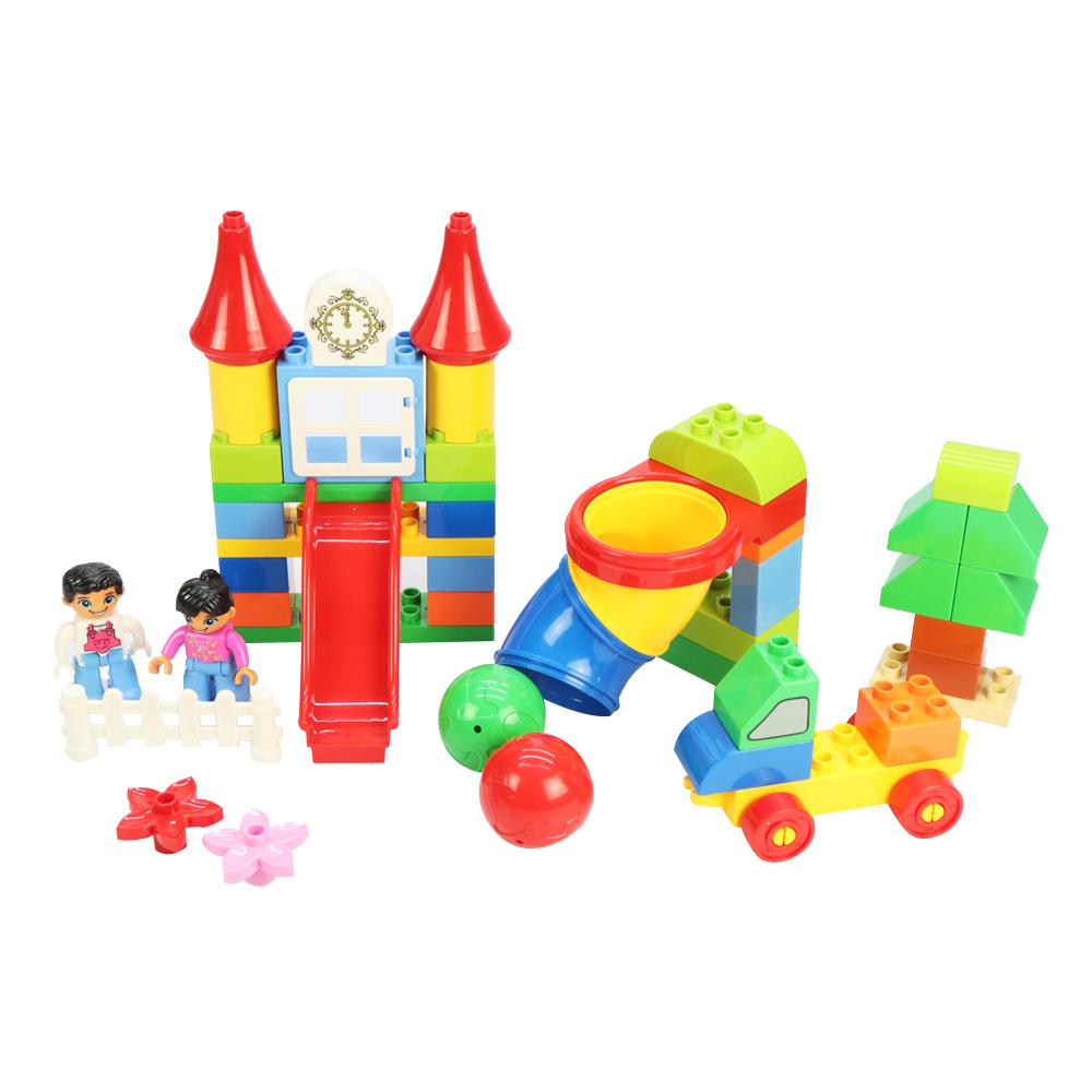 ZIGO Jr. Fantastic Playground Blocks
