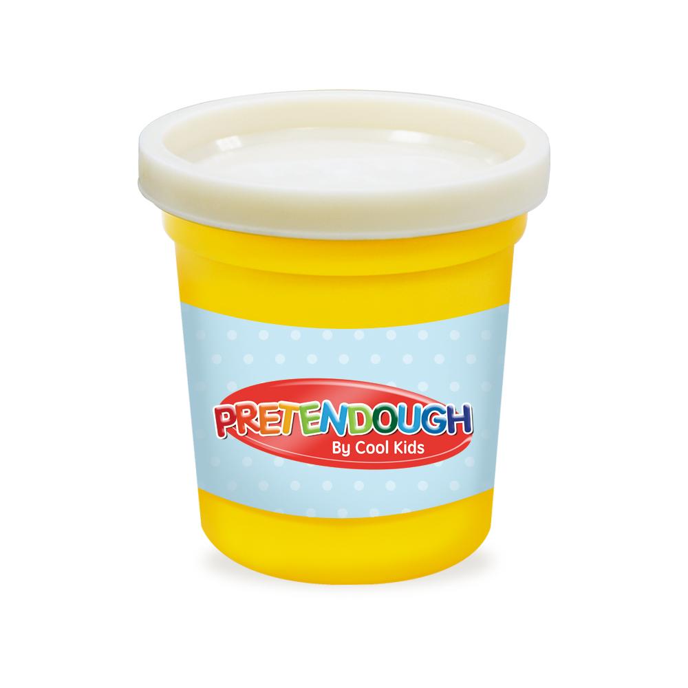 Pretendough 8 Tubs Multicolored Dough